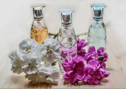 Parfum im Lifestyle-Blog